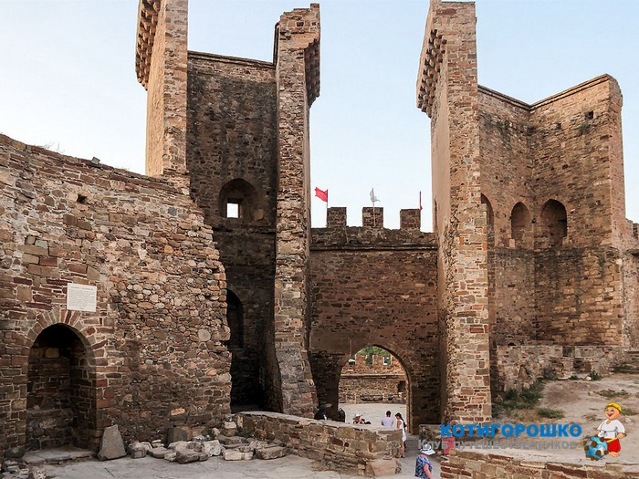 Аккерманская крепость, г. Белгород-Днестровский