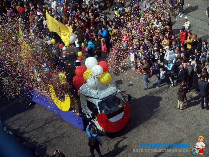 Юморина 2018 в Одессе