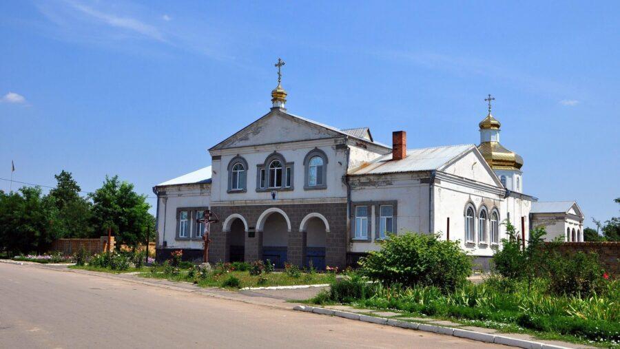 Поездка на Пасху в Свято-Покровский мужской монастырь