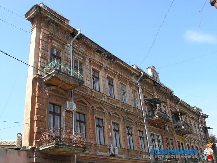 Одесса - изумительный город у Черного моря