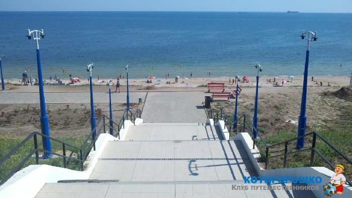 Однодневная поездка на море в Южный из Николаева
