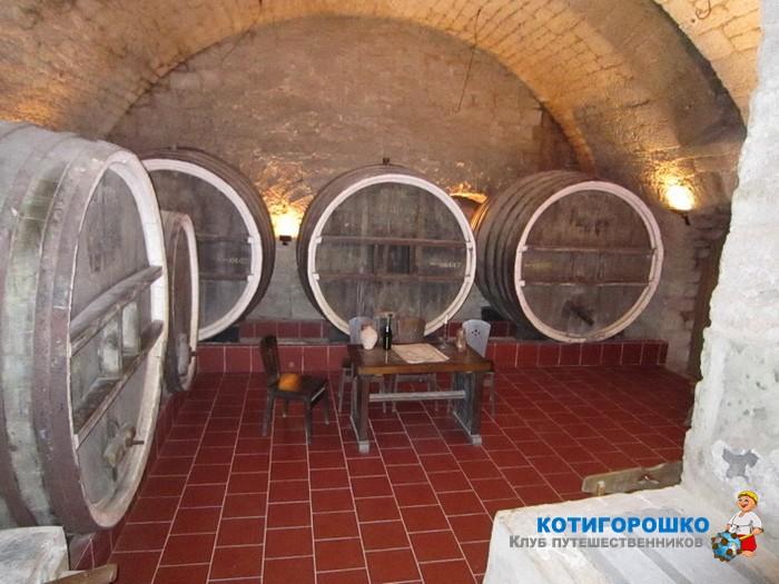 Дегустационный тур в Центр культуры вина Шабо