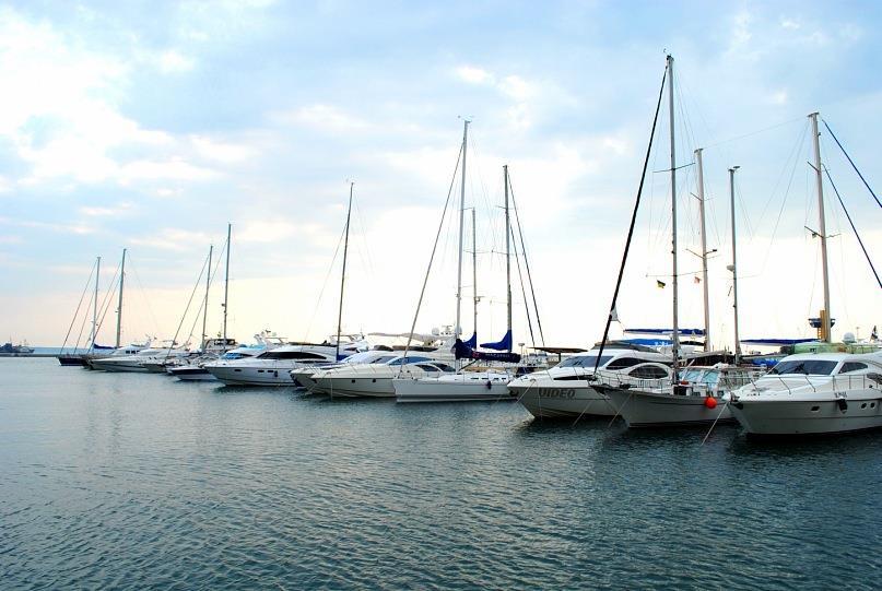 Яхт-клуб Одессы