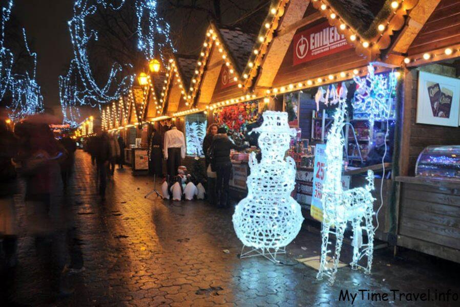 Новорічні пригоди у місті ЛЕВА