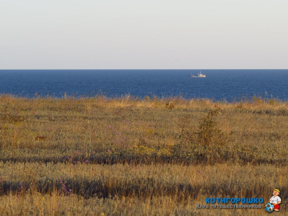 Луговое - степной рай у Черного моря