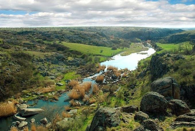 Поездка в Актовский и Арбузинский каньоны