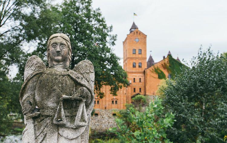 Экскурсия в замок Радомысль