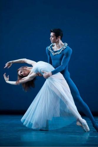 Вечер балета в Одесском театре оперы и балета