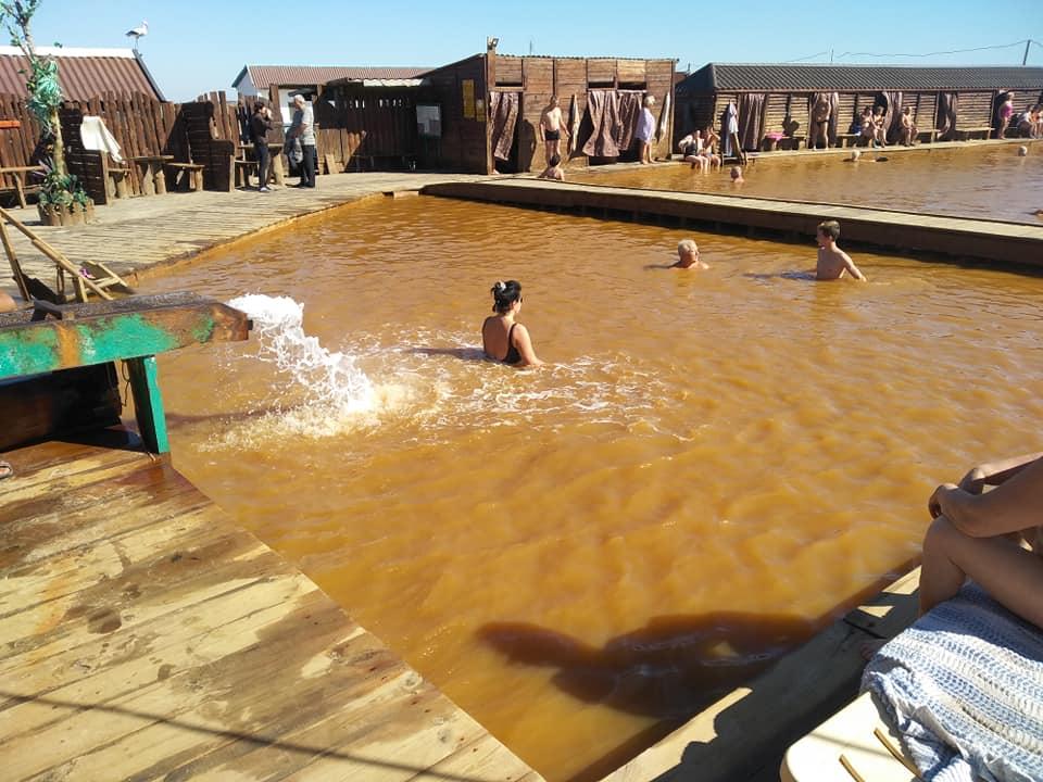 19 января - Крещенские купания на гейзере