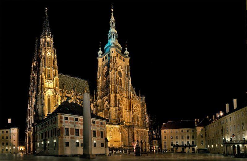 Супер бліц: Прага