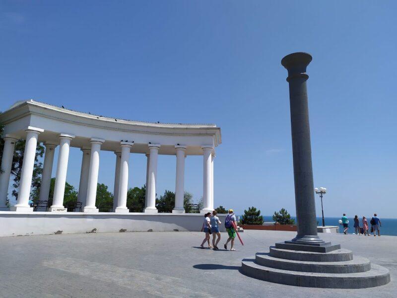 Отдых в Черноморске на море