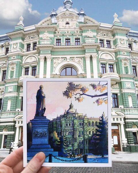 Миколаїв - Одеса - Миколаїв