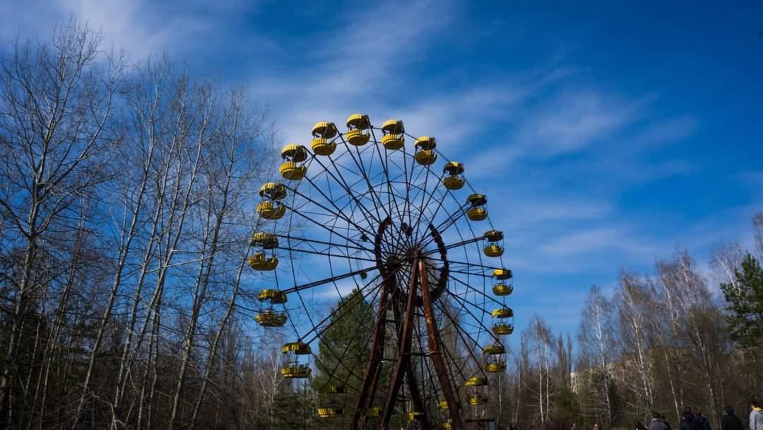 Экскурсия в Чернобыль - зону отчуждения, г. Припять
