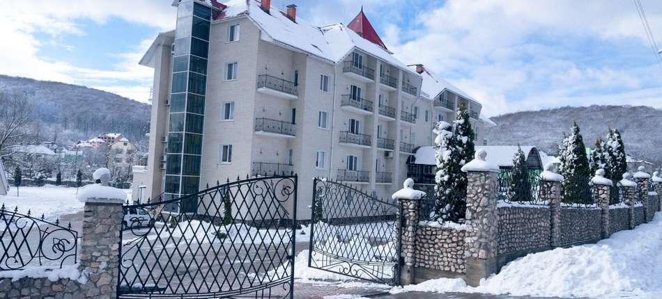 Отель «Reikartz Поляна»