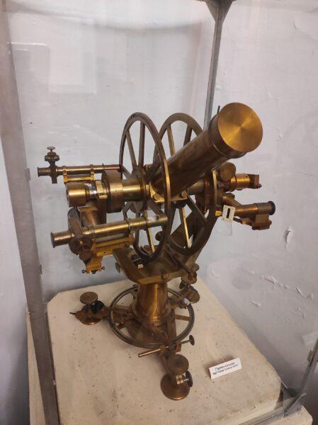Экскурсия в Николаевскую обсерваторию
