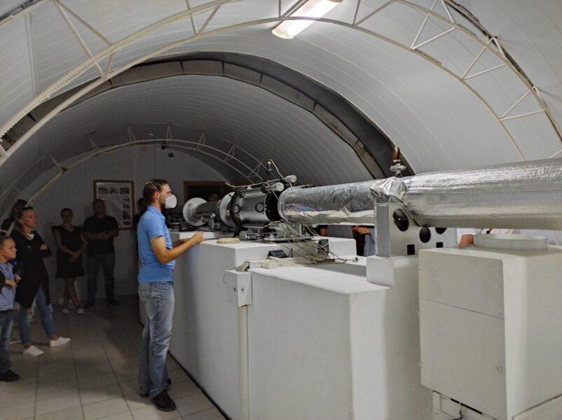 Екскурсія в Миколаївську обсерваторію