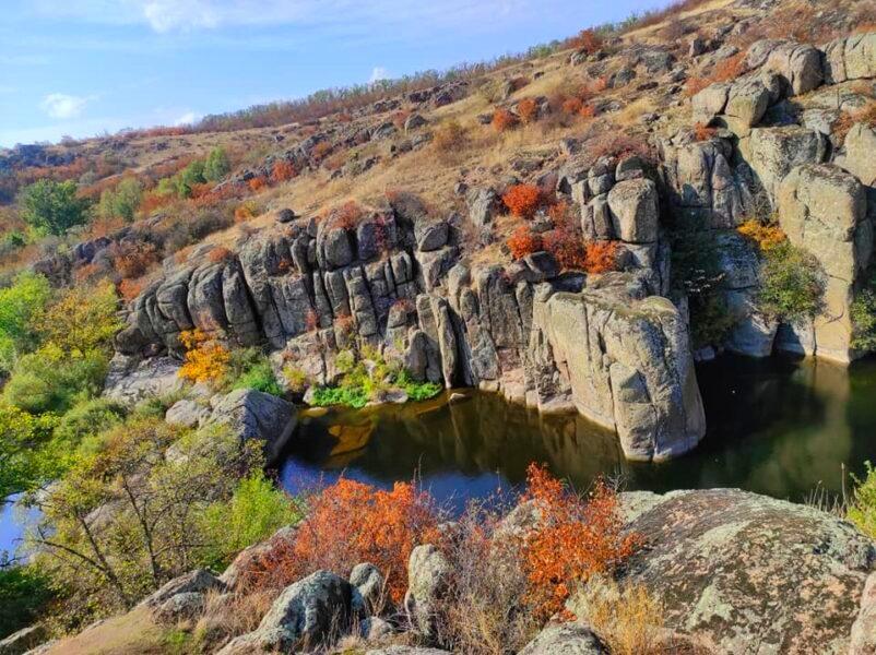 Петропавловский каньон