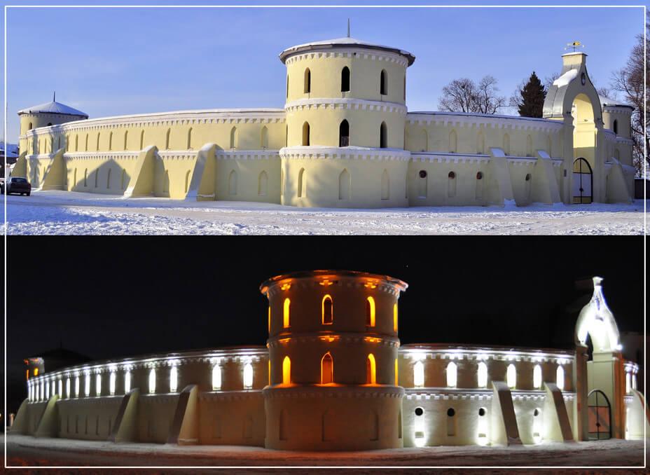 Тур в Тростянец и Качановка