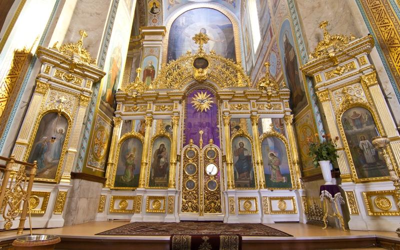 Успенский кафедральный собор в Одессе