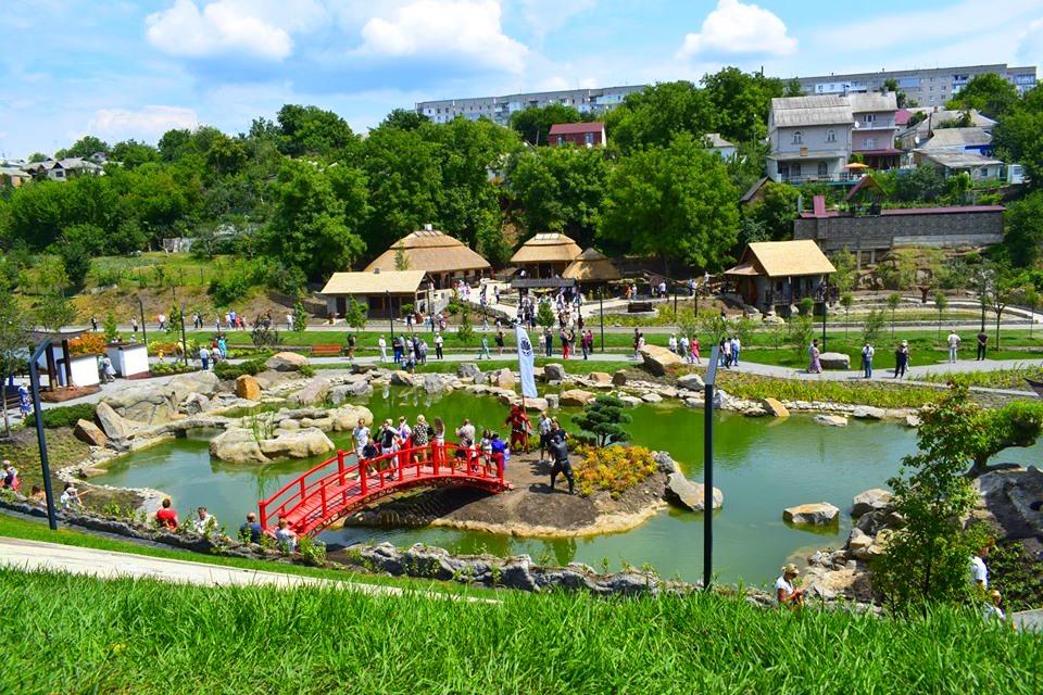 Экскурсия в Софиевский парк г. Умань