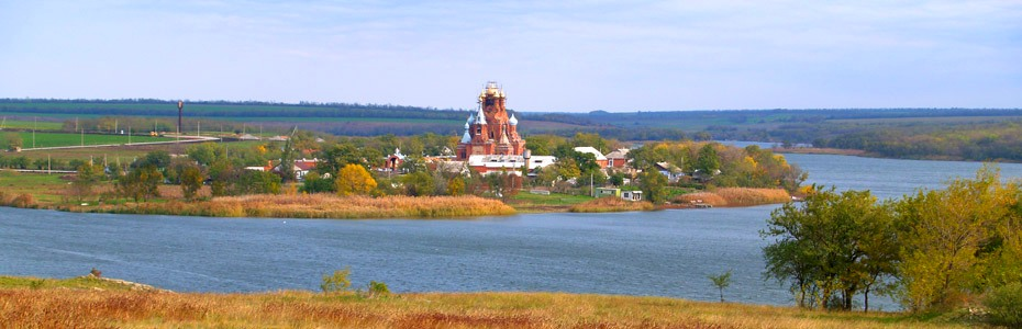 Приингульский парк Пелагеевский монастырь