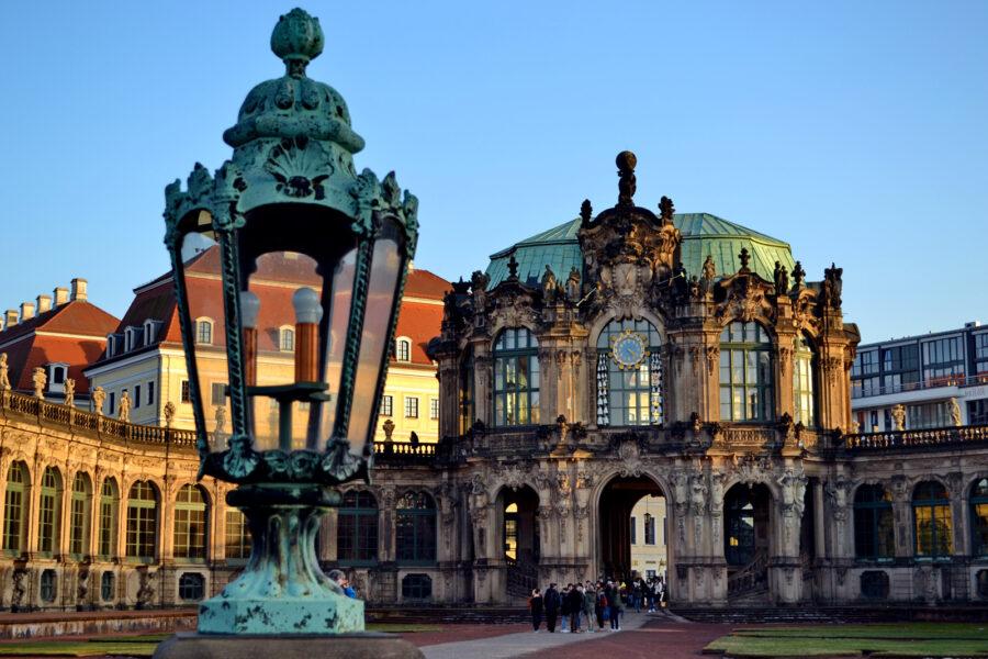 Дрезден та Берлін